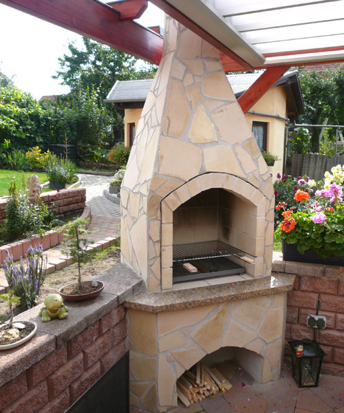 gartenkamin naturstein – siddhimind, Garten Ideen